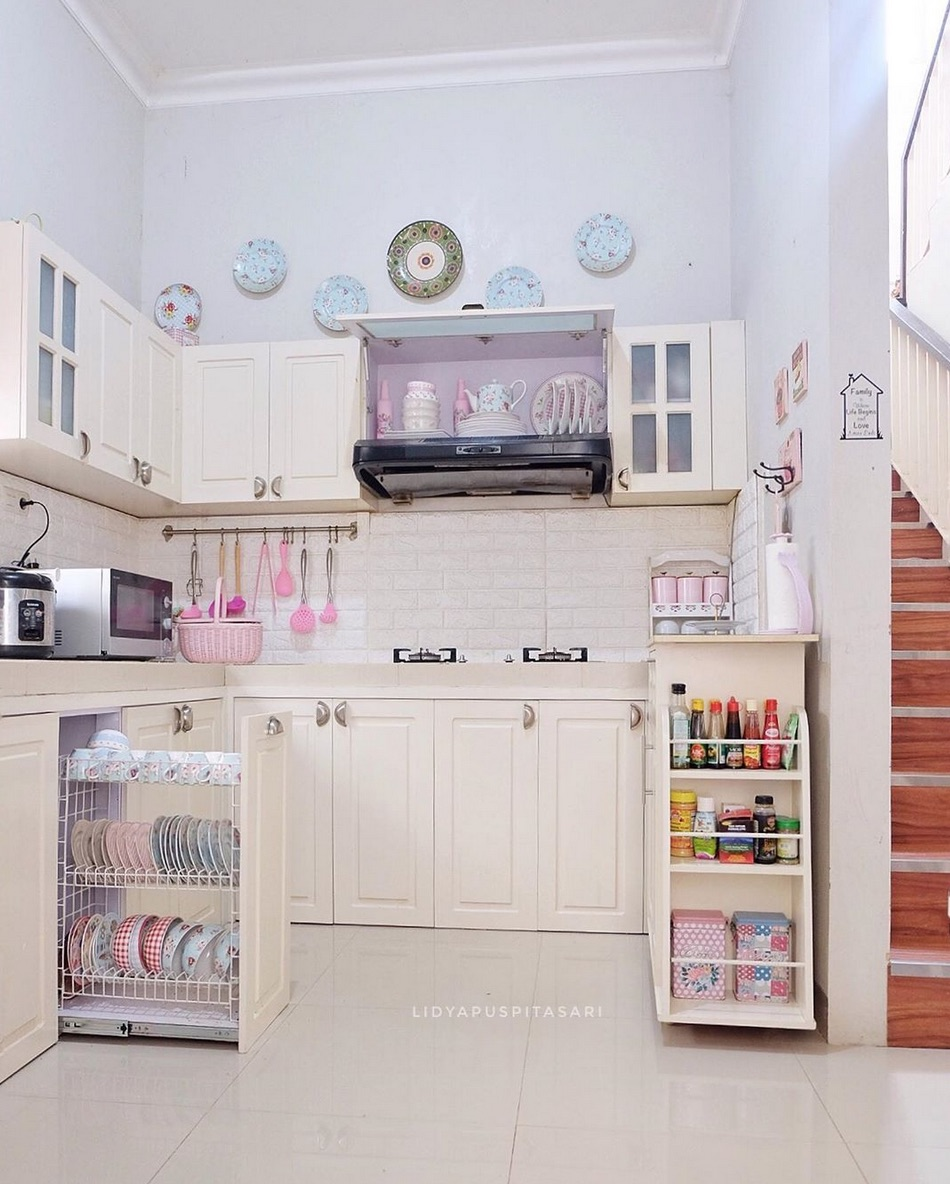 Retro kitchen