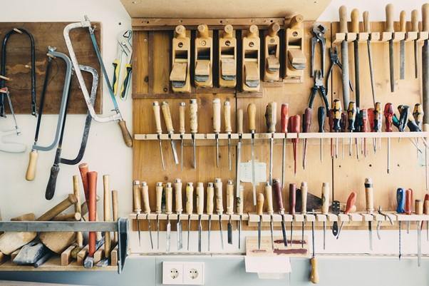 29 Great garage storage ideas – tool storage, bike organisation