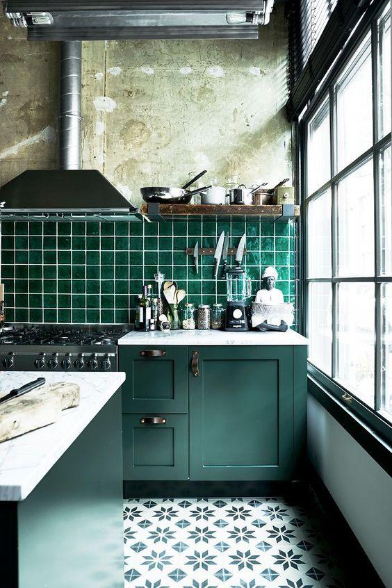 42 Industrial Kitchen Designs Modern Industrial Kitchen Ideas