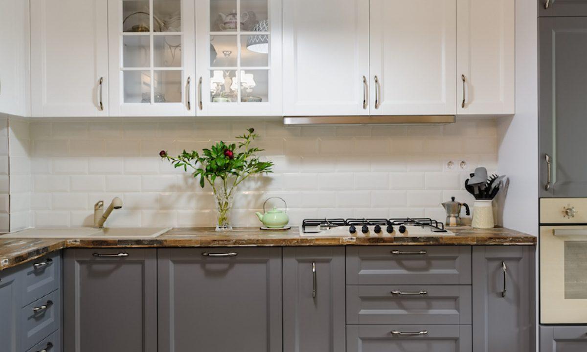 Image of: 40 Grey Kitchen Ideas Cabinets Splashbacks And Grey Kitchen Tiles