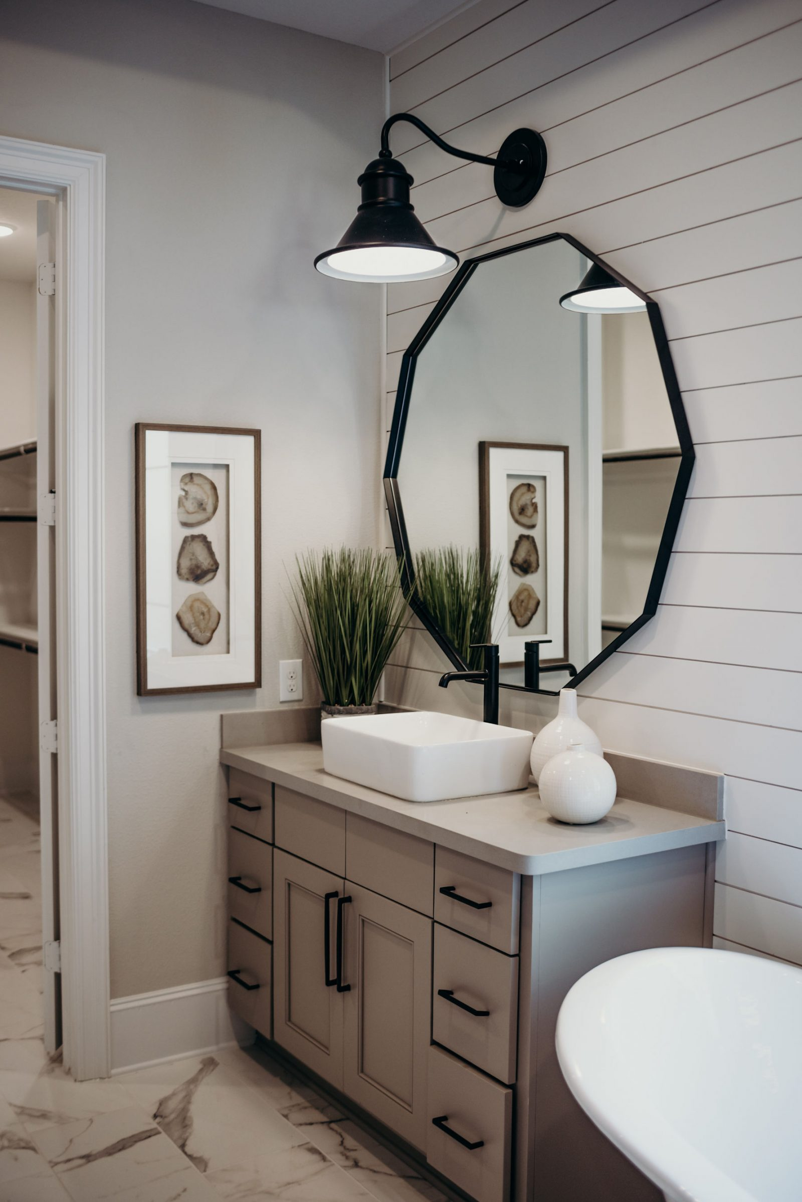 35 Beautiful Bathroom Vanity Ideas Double Vanities Powder Rooms