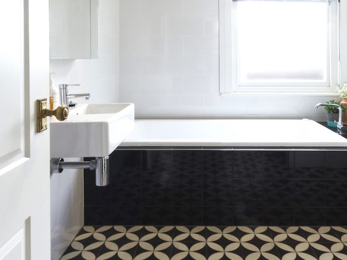 40 Black And White Bathroom Ideas And Designs