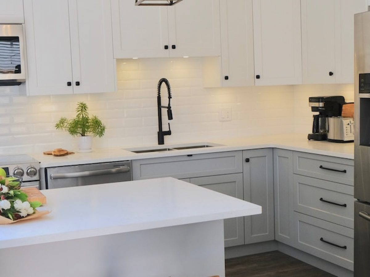 30 L Shaped Kitchen Designs Working Triangle And Open Planned Kitchen
