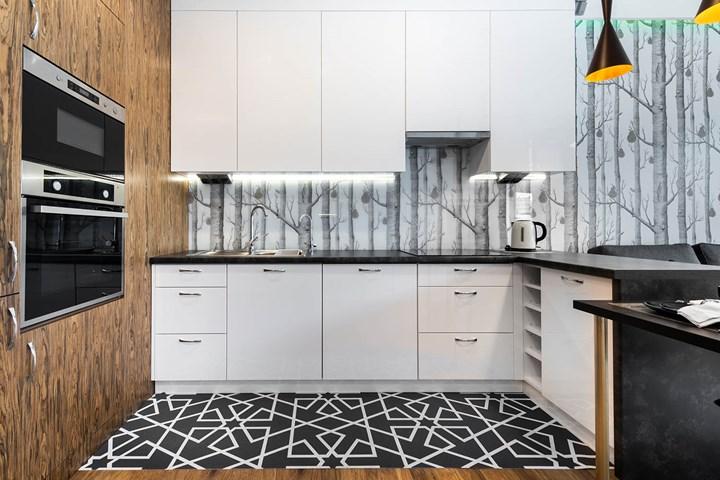 40 Beautiful U Shaped Kitchen Designs And Ideas
