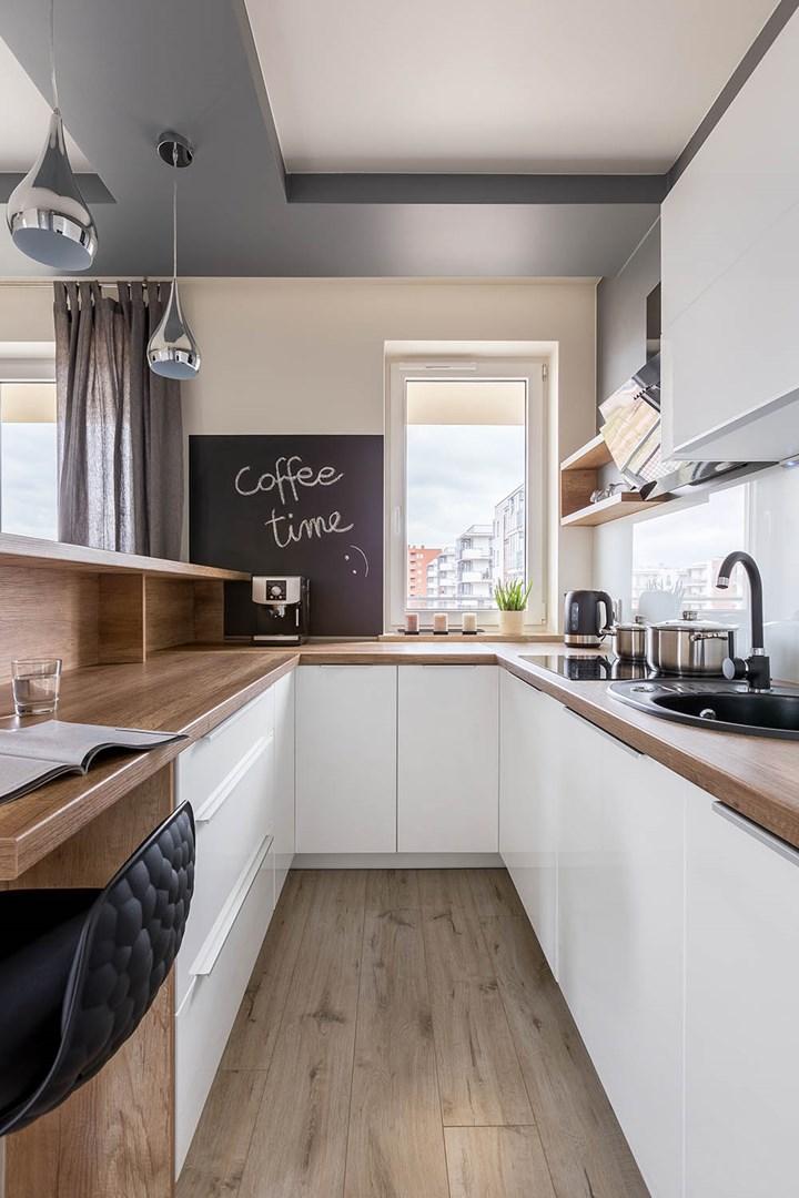 40+ Beautiful U-shaped kitchen designs and ideas