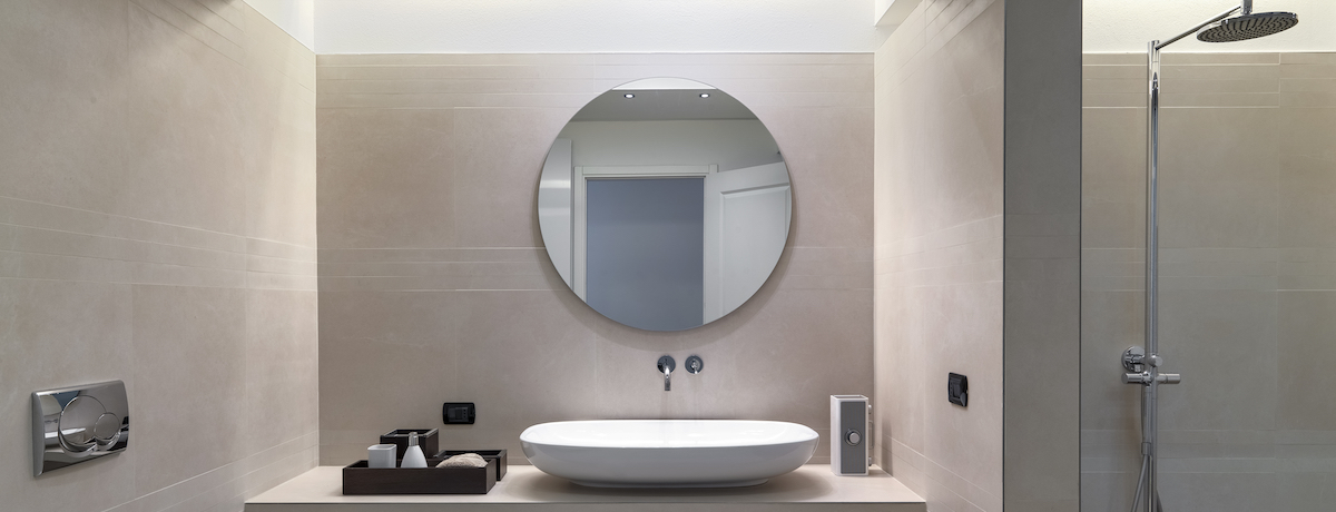 Modern and contemporary bathroom designs