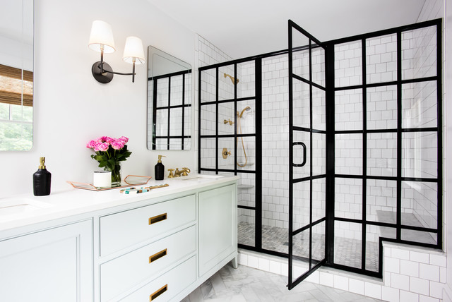 bathroom industrial steel shower panels