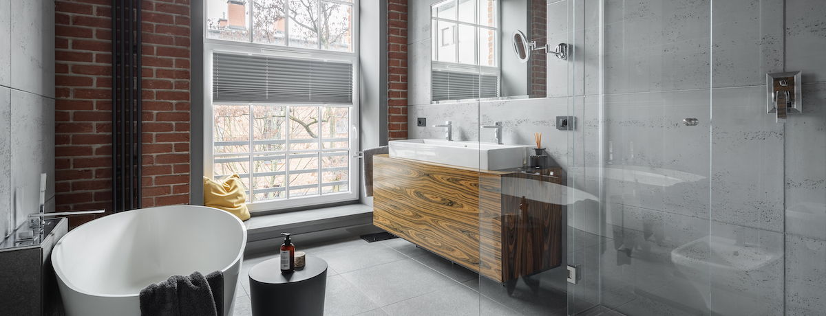 35+ Industrial bathroom ideas for your home