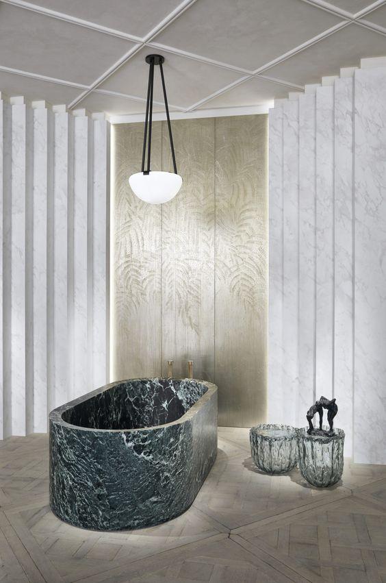 neo rustic bathroom