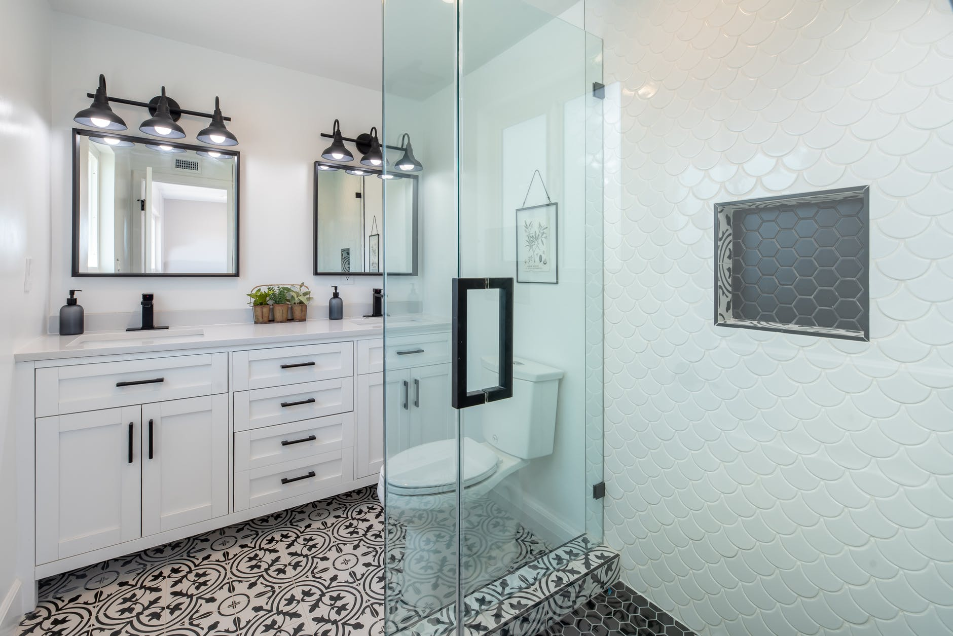bathroom porcelain tiles