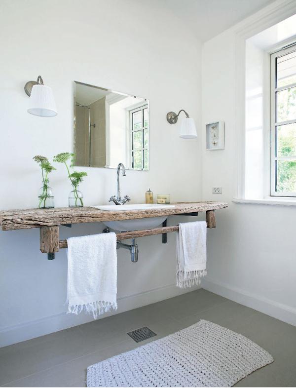 40 Rustic Bathroom Ideas Country Style And Modern Rustic Bathroom