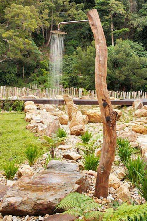 Tree shower