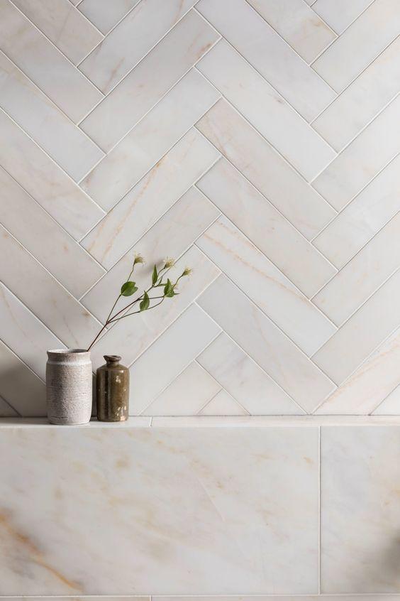 Calacatta amber honed marble