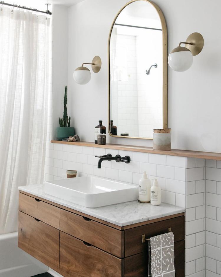 40 Scandinavian Bathroom Design And Ideas