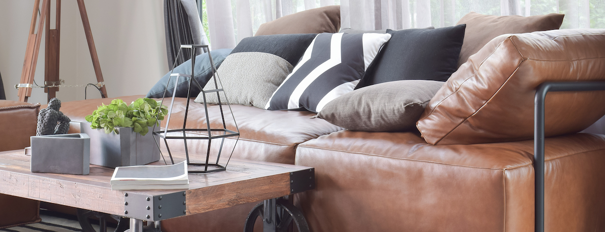 How to clean leather couch so it looks brand new