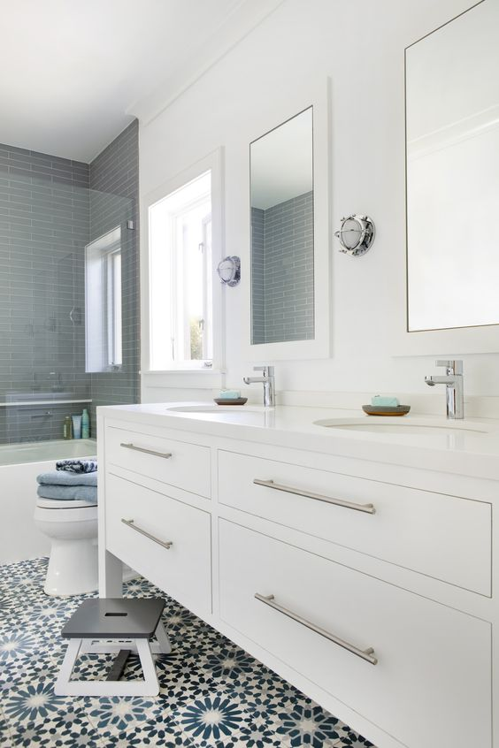 double white sink