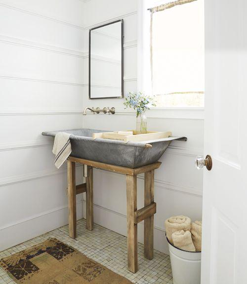 35 Farmhouse Bathroom Ideas Rustic Country And Barn Style Bathrooms