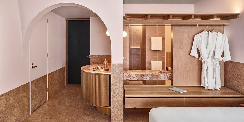 hotel luxe Calile