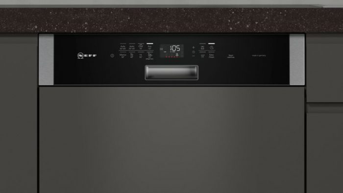 neff-semi-integrated-dishwasher