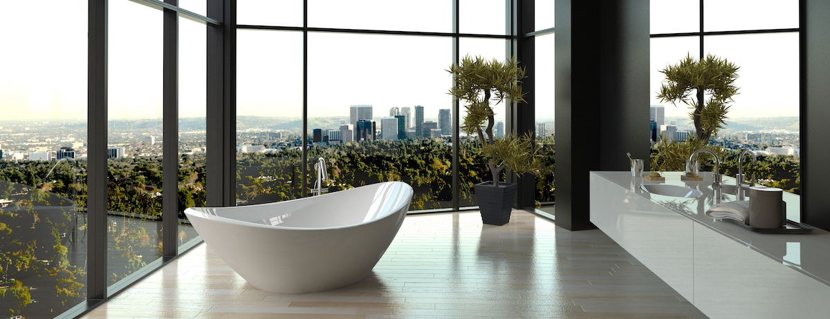 35 Stunning luxury bathroom ideas