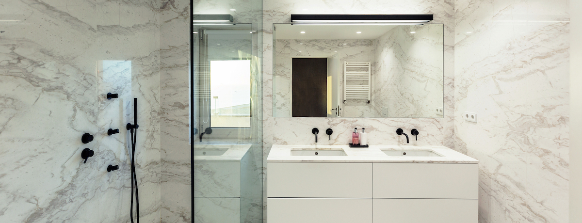 Stunning marble bathroom ideas for your home
