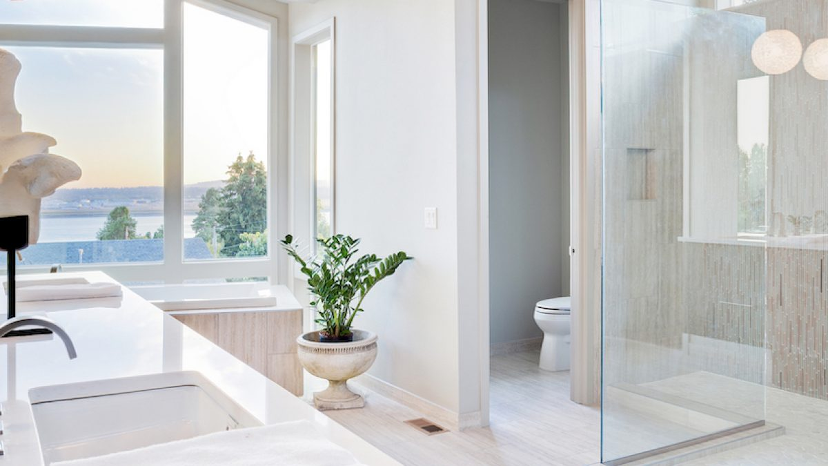 Picture of: 50 Modern Bathroom Ideas And Designs