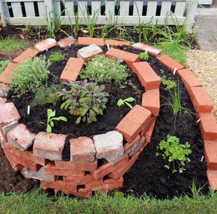 Heb garden
