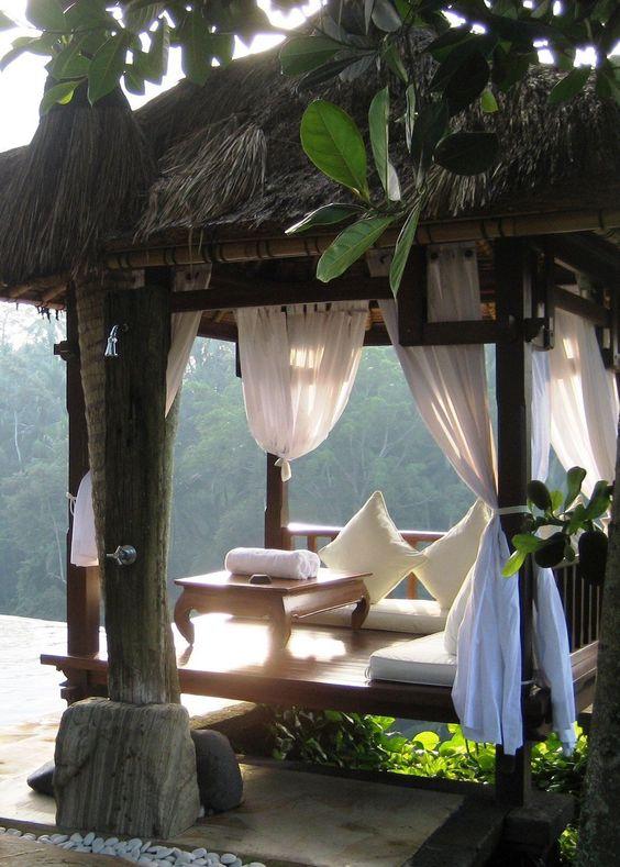 meditation pavilion