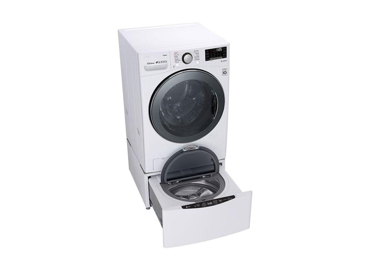 LG-WM3900HWA 4.5-Cubic-Foot Front-Load Washing Machine