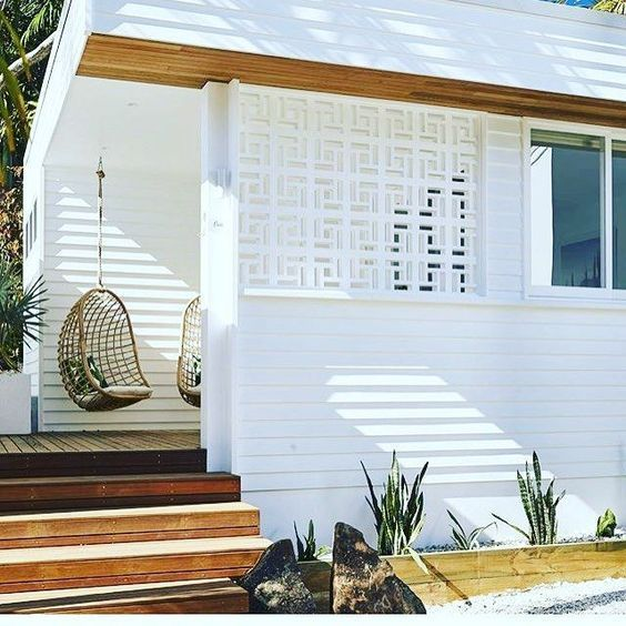 breeze blocks verandah ideas