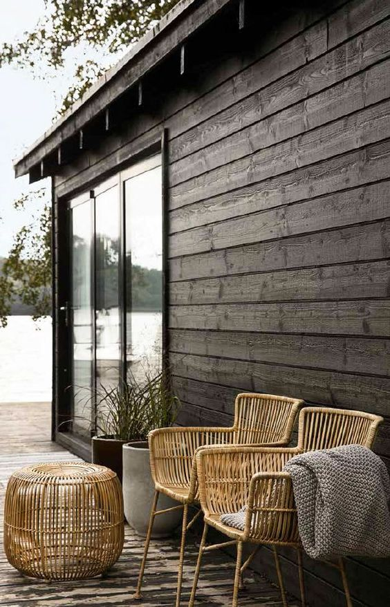 scandi verandah
