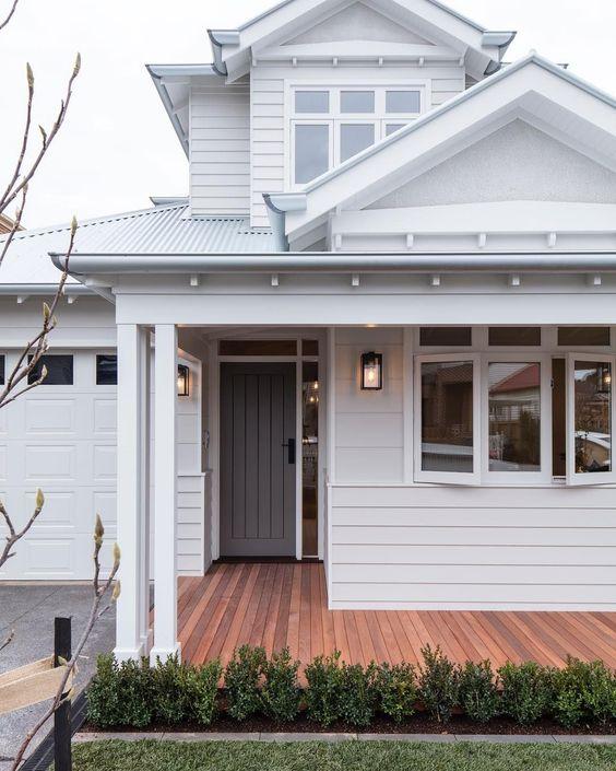simple classic verandah ideas