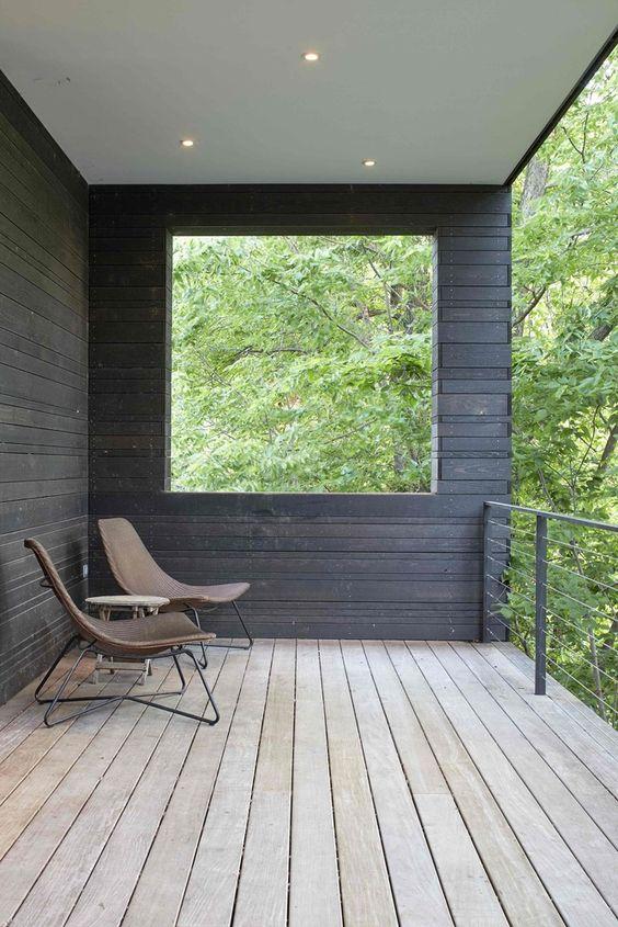 simple verandah ideas