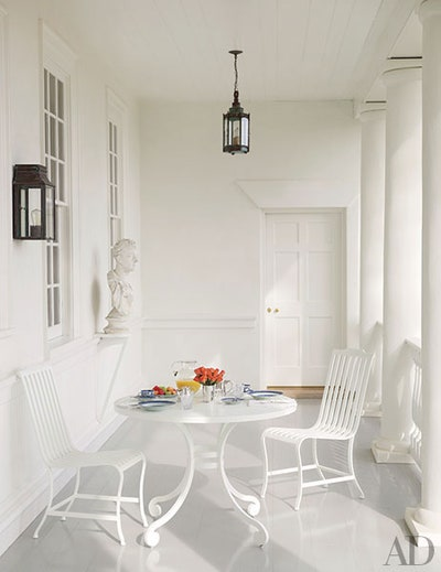 white with classic vibes