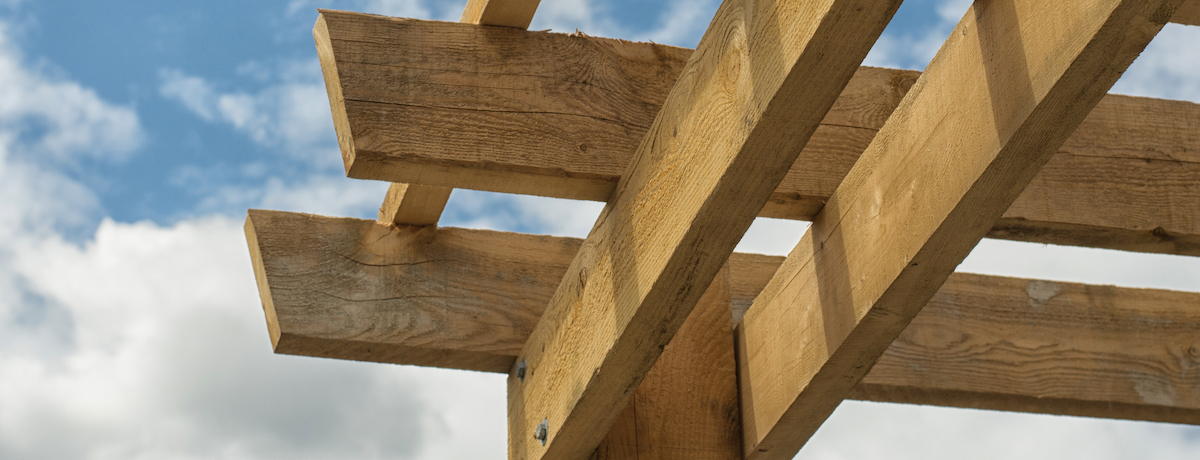 How to build a pergola – step by step