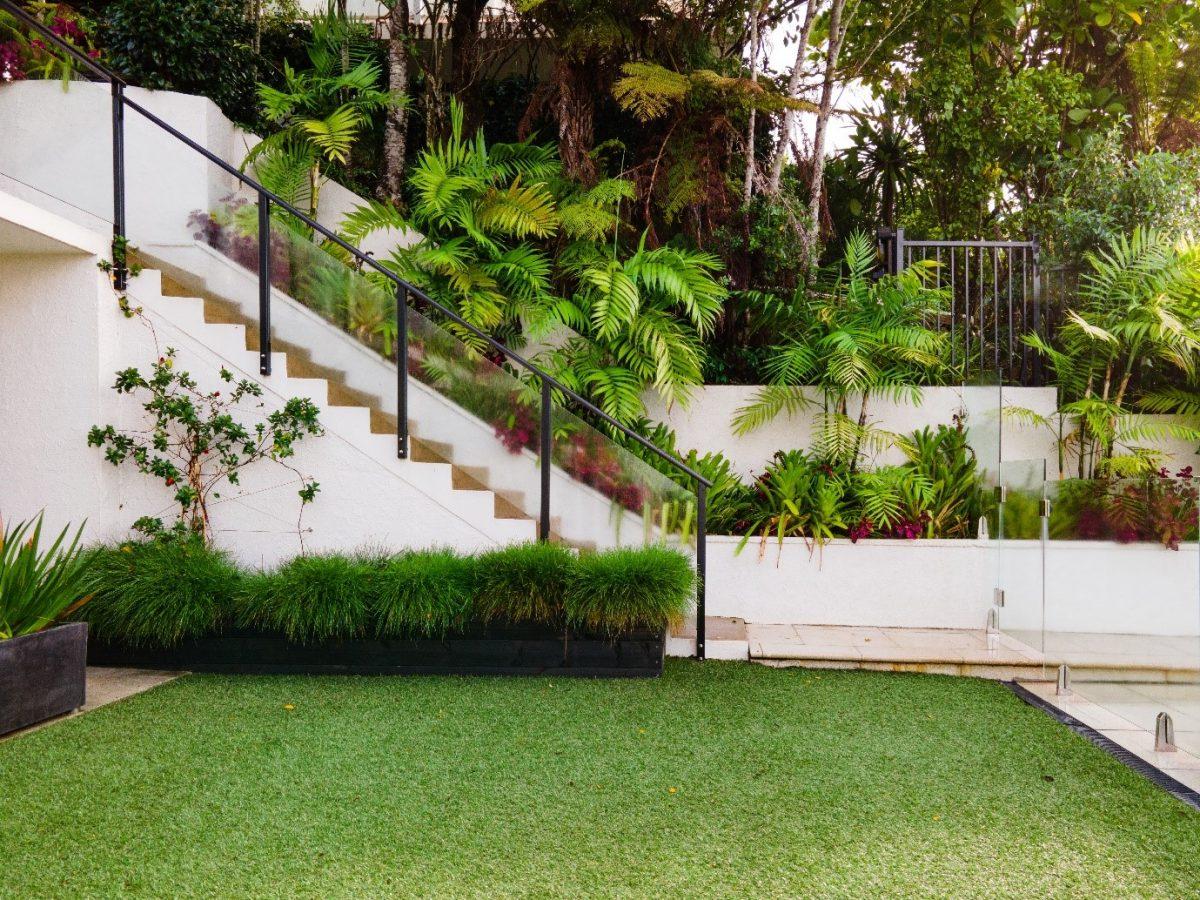 Terraced garden ideas for your home