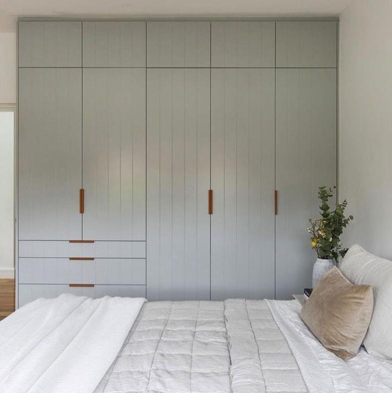 mint green bedroom wardrobe