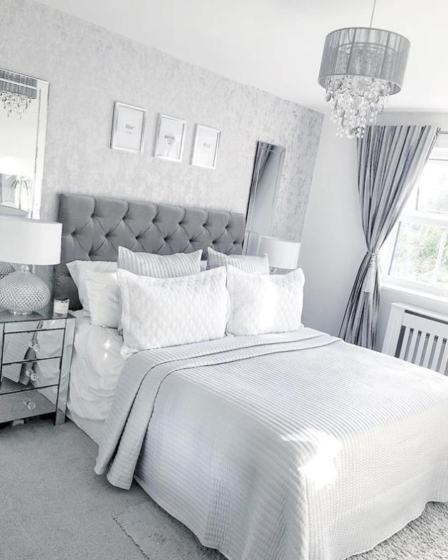 45 Grey Bedroom Ideas