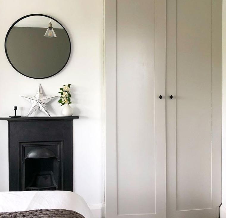 shaker style wardrobe doors