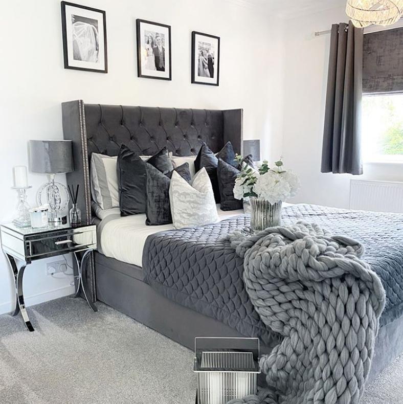 charcoal bedroom furniture