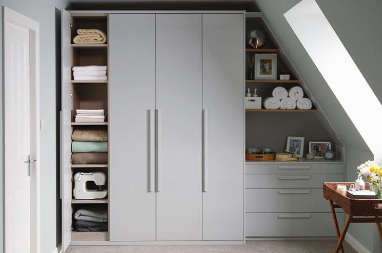 custom Bedroom storage