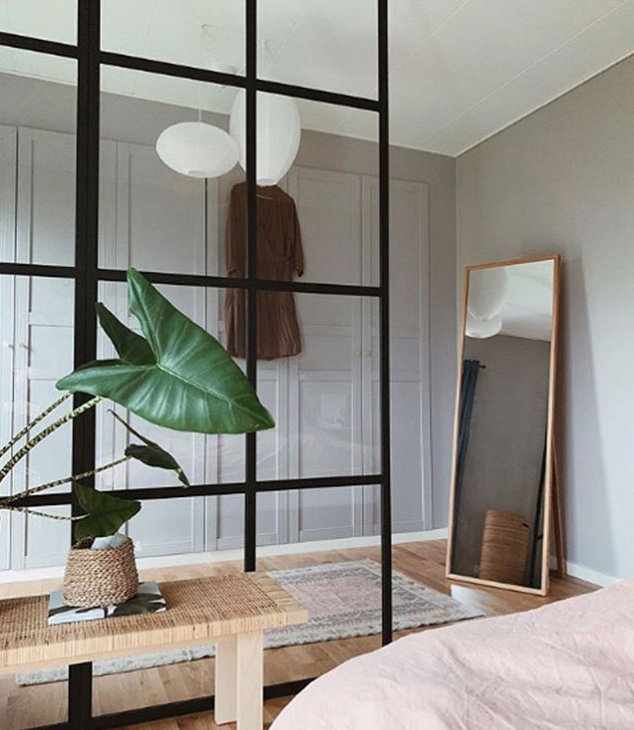 bedroom partition