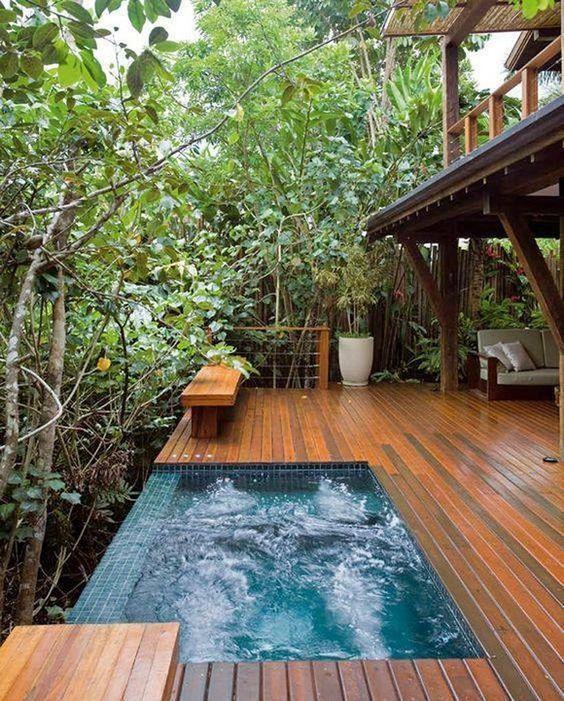 backyard infinity pool