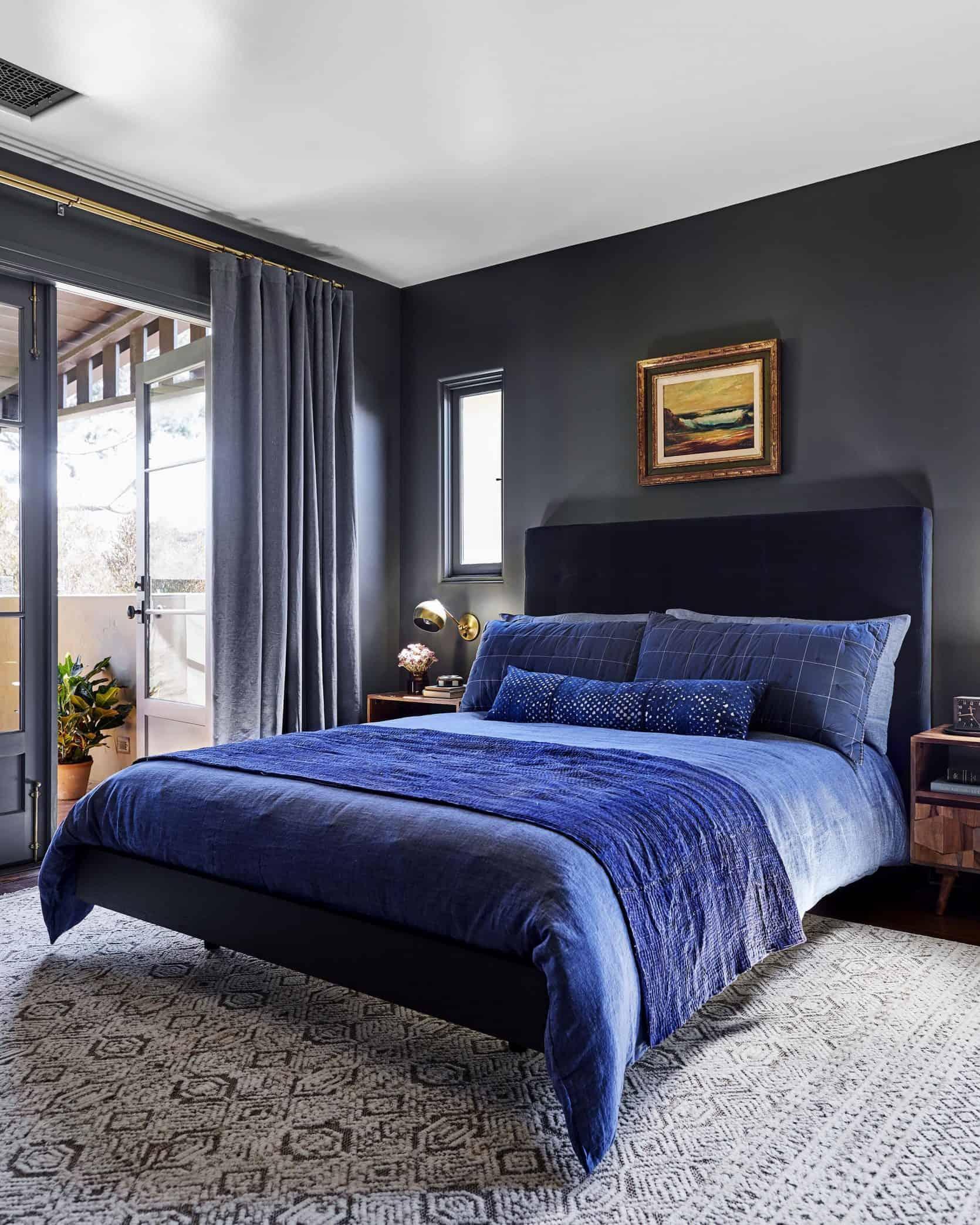 french blue elegance