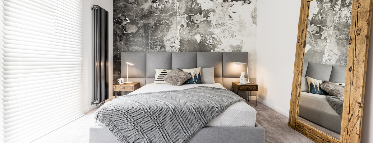 45 Gorgeous grey bedroom ideas