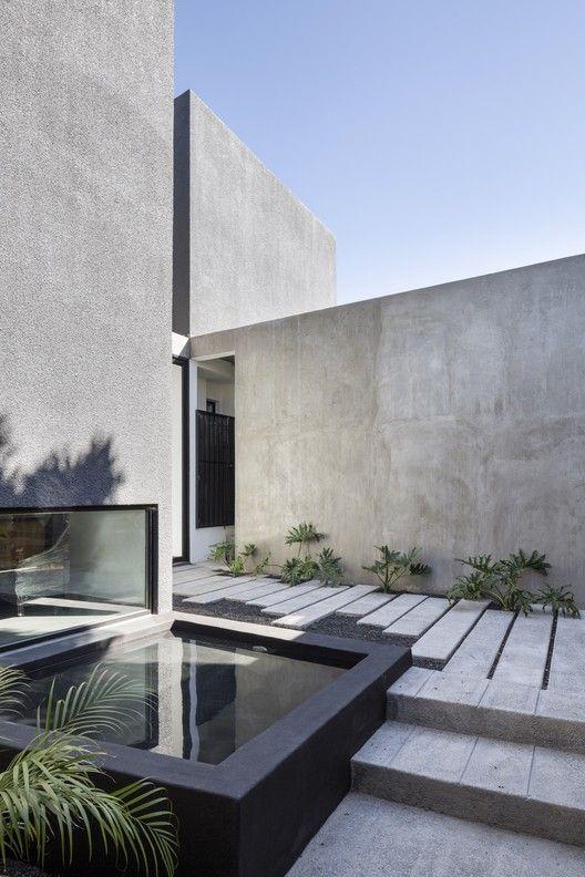 minimalist contemporary