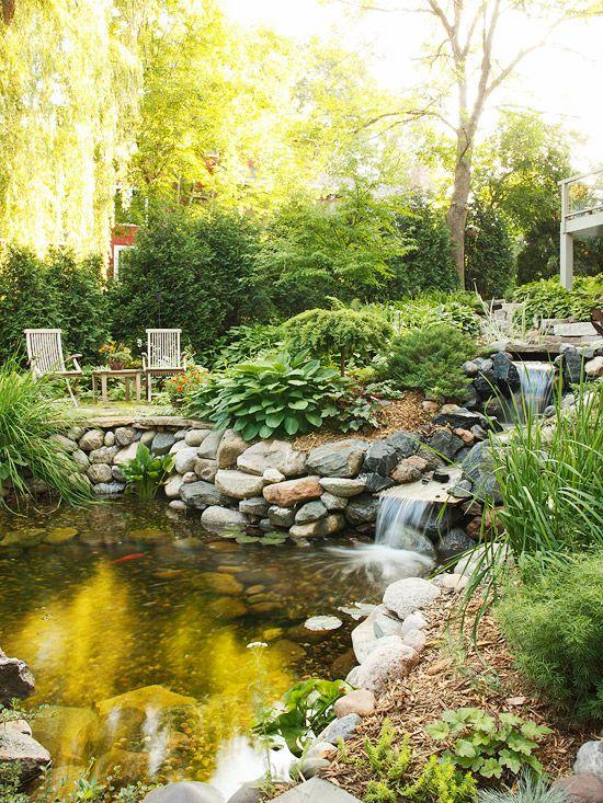 35 Backyard Ponds