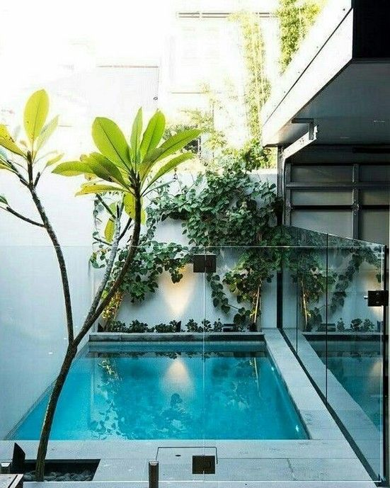 tiny pool deck ideas