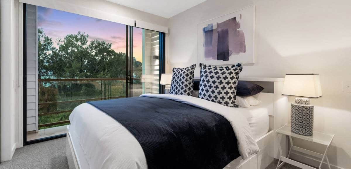 35+ Black and white bedroom ideas