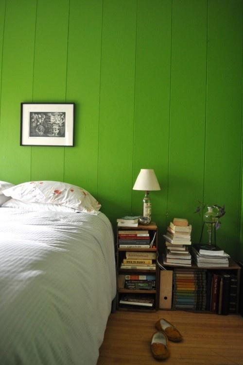 midgreen bedroom